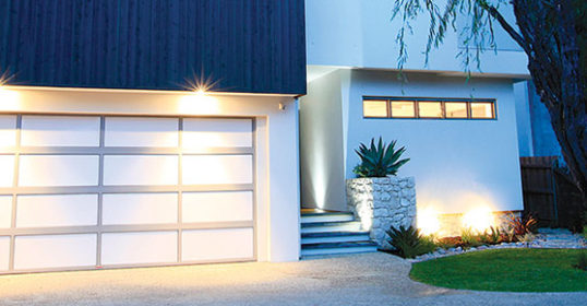Designer Garage Door